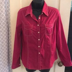Tommy Hilfiger Pink Shirt